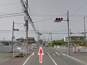 昭和通り・北中島交差点からのアクセス03