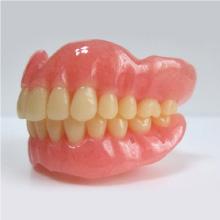 義歯治療・超精密な義歯イメージ